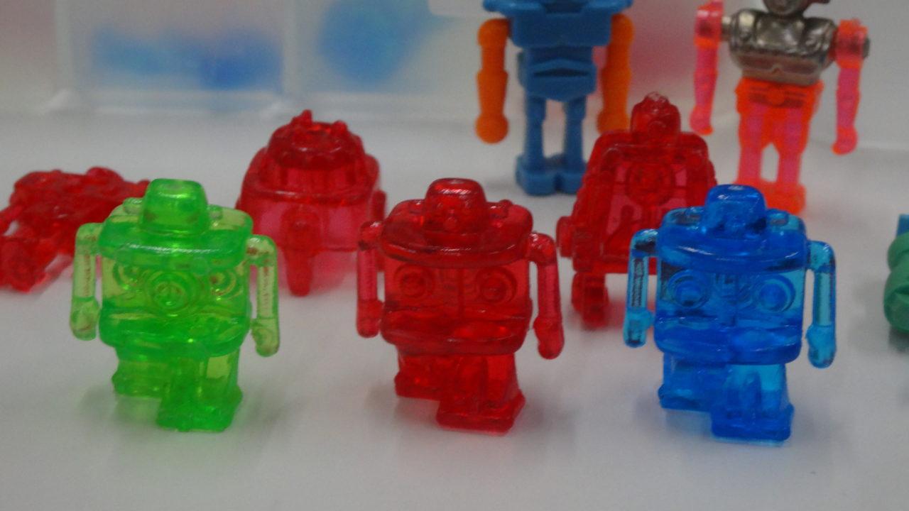 ロボット軍団